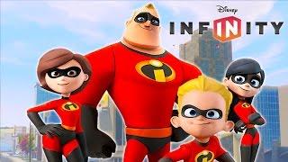 Video LOS INCREÍBLES en Español - Videos de Juegos de Dibujos y Caricaturas para Niños - Disney Infinity MP3, 3GP, MP4, WEBM, AVI, FLV September 2018