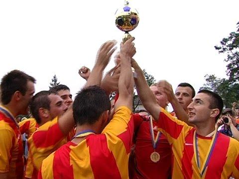 На Коломийщині визначили найкращий футбольний клуб