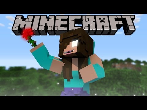 If Herobrine Was A Girl - Minecraft