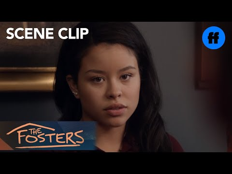The Fosters | Season 4, Episode 19: Mariana And Ana In Therapy | Freeform