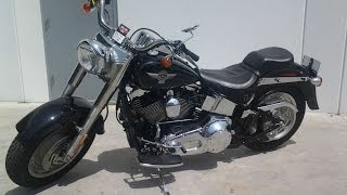 8. 2006 Harley Davidson Fat Boy For Sale