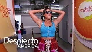 Mela la Melaza vuelve a Despierta América con nuevo look y una gran sorpresa