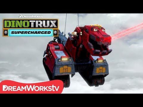 Stealth Battle | DINOTRUX SUPERCHARGED