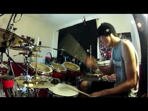 0 plne perfektn Drum Cover Flo Rida   Whistle