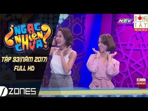 Ngạc Nhiên Chưa 2017 Tập 93 Anh Tú Phương Linh Ngày 12/7/2017