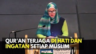 Download Video Pidato Prof. DR. Ingrid Mattson Ph.D Selepas Peristiwa Pembakaran Al-Qur'an 👍 Muallaf Keren MP3 3GP MP4