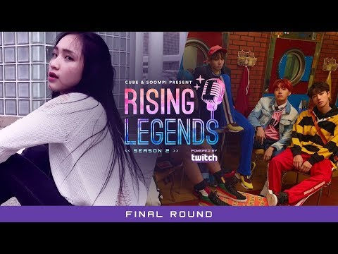 Young Forever - BTS - diamondmaknaefrances ☆ [Cube x Soompi Rising Legends Finals]