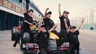 Le Grand Prix d'Australie inaugurera les premiers Grids Kids de l'histoire