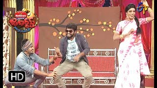 Video Hyper Aadi Raijing Raju Performance | Jabardasth |  1st March 2018  | ETV  Telugu MP3, 3GP, MP4, WEBM, AVI, FLV Mei 2018