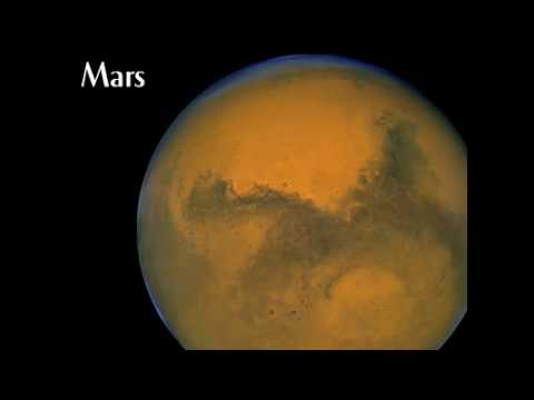 Astronomy Lecture - the Planets