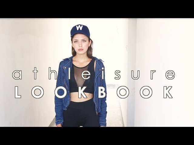 Athleisure Look Book