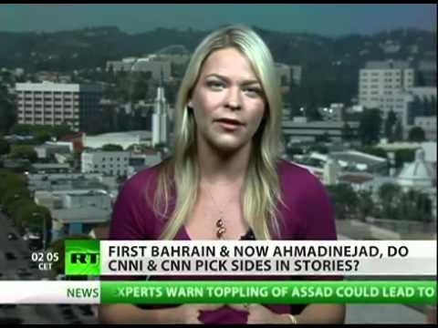 Former CNN Reporter (Amber Lyon) threatened & silenced by CNN reveals CNN Lies & War Propaganda