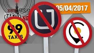 """Funciona, tem preço justo e os usuários estão felizes?!Então é claro que o Estado vai estragar tudo #DireitoDeEscolhaSE INSCREVE AÍ NESSA BAGAÇA http://bit.ly/2dlmOXnTORNE-SE MEU PATRÃO ;-) http://www.patreon.com/CanalDoOtarioDOAÇÕES http://www.canaldootario.com.br/doacoes/Acesse o site http://CanalDoOtario.com.brLojinha do Canal do Otário http://canaldootario.com.br/store_Utilize o código: CANALDOOTARIO na primeira corrida do UBEREste código oferece uma viagem com desconto de até R$20 para novos usuários. O código é válido até 31/12/17 e é exclusivo para novos usuários.Abaixo segue um passo a passo para o uso do código.1º Baixar o Uber e/ou abrir o aplicativo http://ubr.to/2cxGDbL 2º Clicar no menu superior esquerdo (três traços do canto superior esquerdo).3º Clicar em promoções.4º Clicar em """"Adicione um código promocional"""".5º Escrever CANALDOOTARIO e clicar em aplicar.Para mais informações, fontes e links extras acesse:http://www.canaldootario.com.br/videos/proibicao-uber-banda-larga-ilimitada-greve-de-policiais-e-treta-no-bbb/ Agradecimentos Especiais aos Patrões:Bruno BezerraDelcio JuniorMarcelo VermeerschAndré CastroPlínio DutraEdu CruzDaniel LacerdaFlávio AbraãoR SouzaObrigado, Patrões! O apoio financeiro ao Canal através do Patreon, está sendo fundamental para manter o Canal vivo e fazer vídeos como este!___Música e efeitos sonoros:Diego Vilas Boas"""