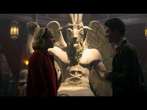 Netflix Sued Over Sabrina and Satanic Imagery