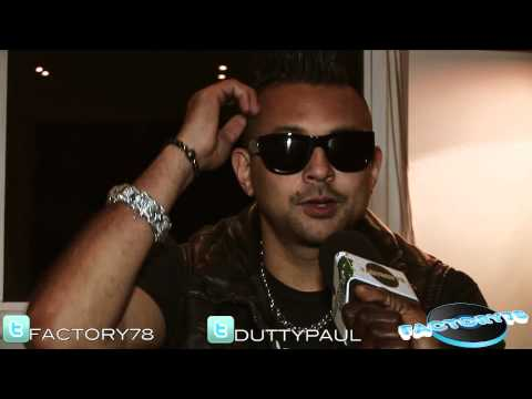 0 Factory78 Interviews Sean Paul