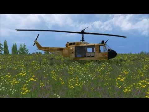 Bell UH1D AGRICULTURAL v1.0