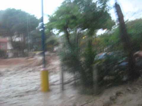 Avalancha San Martín (11 - 06 - 2012)
