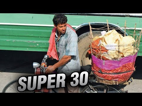 Hrithik Roshan New Look From Super 30 LEAKED