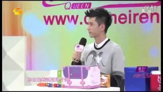 「やまだの青汁」が中国のテレビで紹介されました!
