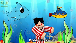 Video Baby Shark - 4 Brother Version | Minecraft Animation Indonesia MP3, 3GP, MP4, WEBM, AVI, FLV Oktober 2017