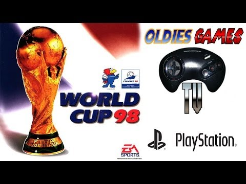 coupe du monde 98 playstation 1