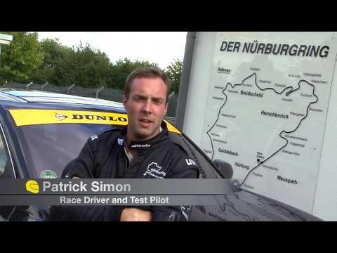 Dunlop SP Quattro Maxx Porsche Cayenne Turbo S Nordschleife