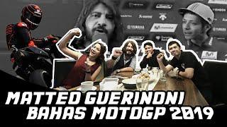 Video MATTEO BAHAS TUNTAS MOTOGP 2019!! MP3, 3GP, MP4, WEBM, AVI, FLV Desember 2018
