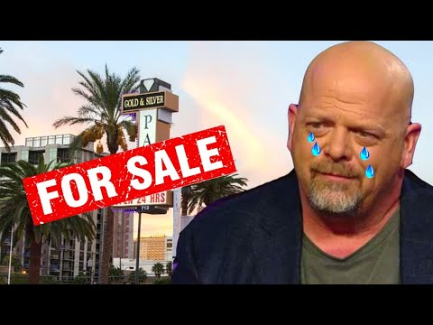 Why Rick Harrison Is Selling The Pawn Shop in 2020 (Pawn Stars)