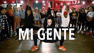 "Download Video ""MI GENTE"" - J Balvin, Willy William -  Choreography by TRICIA MIRANDA MP3 3GP MP4"