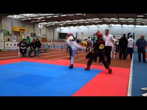 Saxony Open 2014 LC - Dana Černá (видео)
