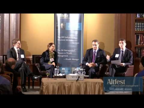 "2015 Altfest Annual Event: ""What's Timely Now"" Panel Discussion"