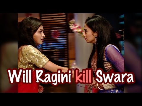 Will Ragini KILL Swara? From the sets of Swaragini