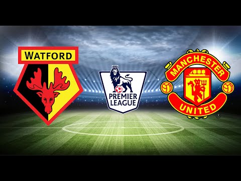 Watford vs Manchester United 3 1 All Goals & Highlights 18 09 2016 HD
