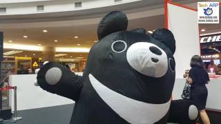 The Formosa Bear will also be at the Taiwan Excellence Pavilion 2017! Be sure to take a photo with him... Heck, you can even dance with him! Read more @ http://www.techarp.com/events/taiwan-excellence-pavilion-2017/Tech ARP  www.techarp.com  forums.techarp.com