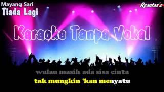 Video Karaoke Mayang Sari  - Tiada Lagi MP3, 3GP, MP4, WEBM, AVI, FLV Februari 2019
