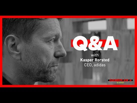 Leadership quotes - Q&A with adidas CEO Kasper Rorsted about #Leadership