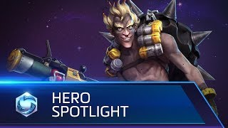 Video Junkrat Spotlight – Heroes of the Storm MP3, 3GP, MP4, WEBM, AVI, FLV Agustus 2018