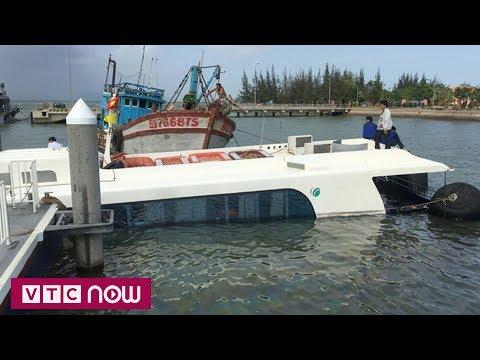 Trục vớt thành công tàu cao tốc chở 42 người bị chìm | VTC1 - Thời lượng: 48 giây.