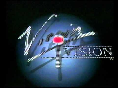 Virgin Vision VHS Logo '87