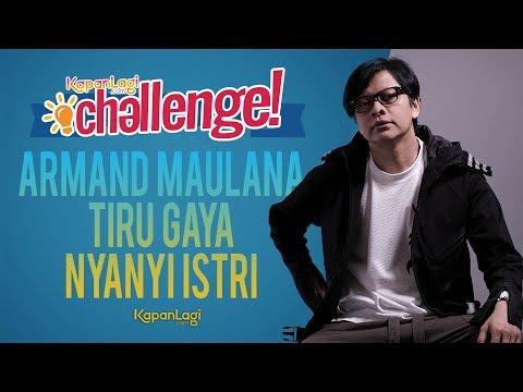 Download Video Armand Maulana Tirukan Gaya Nyanyi Ariel 'Noah'!