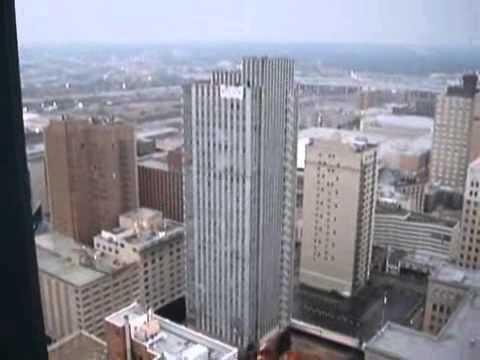 Edificio demolido milimétricamente (видео)