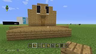 Minecraft: PlayStation®4 Edition_ Casa vs Casa