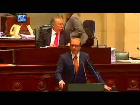 2404 - N-VA-ondervoorzitter #devolgendeNVAvoorzitter Ben Weyts neemt afscheid van de federale kamer en art. 195 GW.