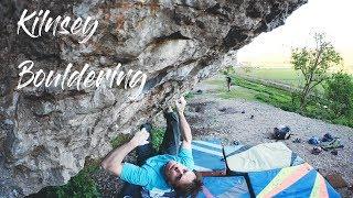 Kilnsey Bouldering by Dan Turner