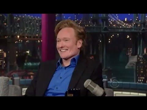 Conan O'Brien - Letterman - 2012 05 17 (+ Sub Ita)