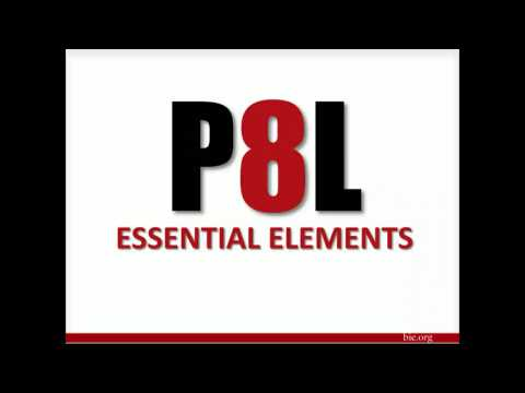 BIEPBL - During this webinar, John Larmer, Director of Product Development at BIE, explains the key elements of effective, rigorous Project Based Learning, using an e...