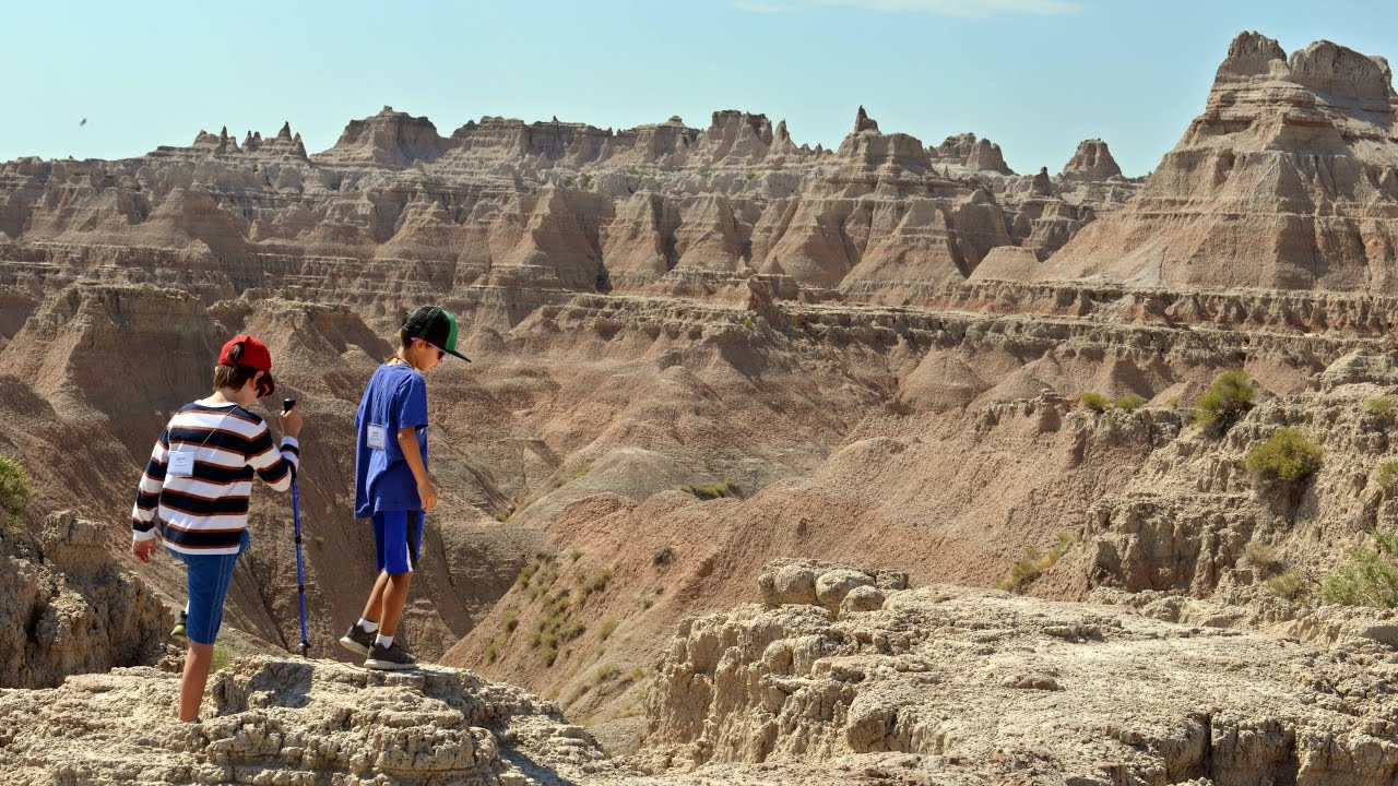 Mount Rushmore, Crazy Horse and the Badlands: Young Explorers