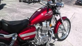 10. 601274 - 2012 Honda Rebel 250 - CMX250C - Used Motorcycle for Sale