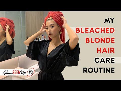 Cùng Shyn chăm sóc tóc tẩy hiệu quả