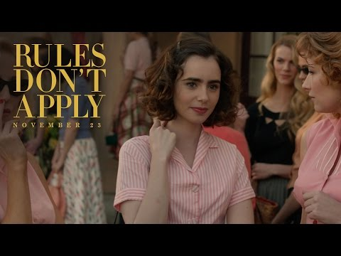 Rules Don't Apply (Featurette 'The Comical Consequences')